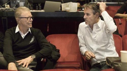 David Bowie, Ivo van Hove, Lazarus, theatre, musicals, New York Theatre Workshop,