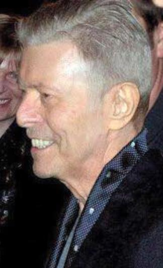 David Bowie, Lazarus, theatre, musicals, New York Theatre Workshop,