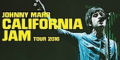 Johnny Marr,US tour , California, rock music, February