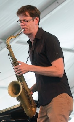 Donny McCaslin, David Bowie, jazz, Lazarus, Blackstar