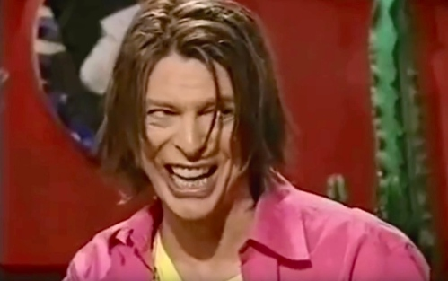 David Bowie, tributes, rock music,TV, YouTube,interviews, funny,quotations