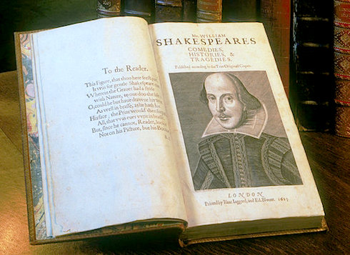 William Shakespeare, First Folio, US tour, Folger