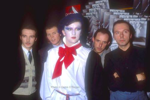 Visage, Swinging 80s, pop music, Blitz Kids, New Romantics,Midge Ure, Rusty Egan, Steve Strange, Dave Formula , Billy Currie