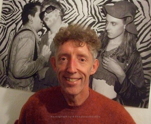 Dave Swindells,exhibition, talk, Doomed, nightlife, London