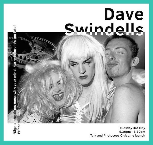 Dave Swindells, Dalston, Doomed Gallery, talks, exhibition,nightlife, photography,