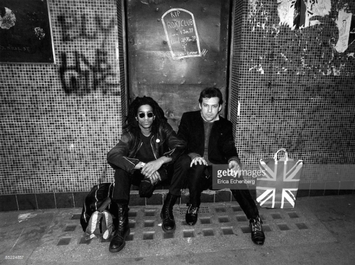 Don Letts, Andrew Czezowski , punk,Roxy