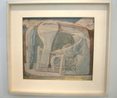 Wilhelmina Barns-Graham ,David Bowie, Sotheby's, auction, art, furniture