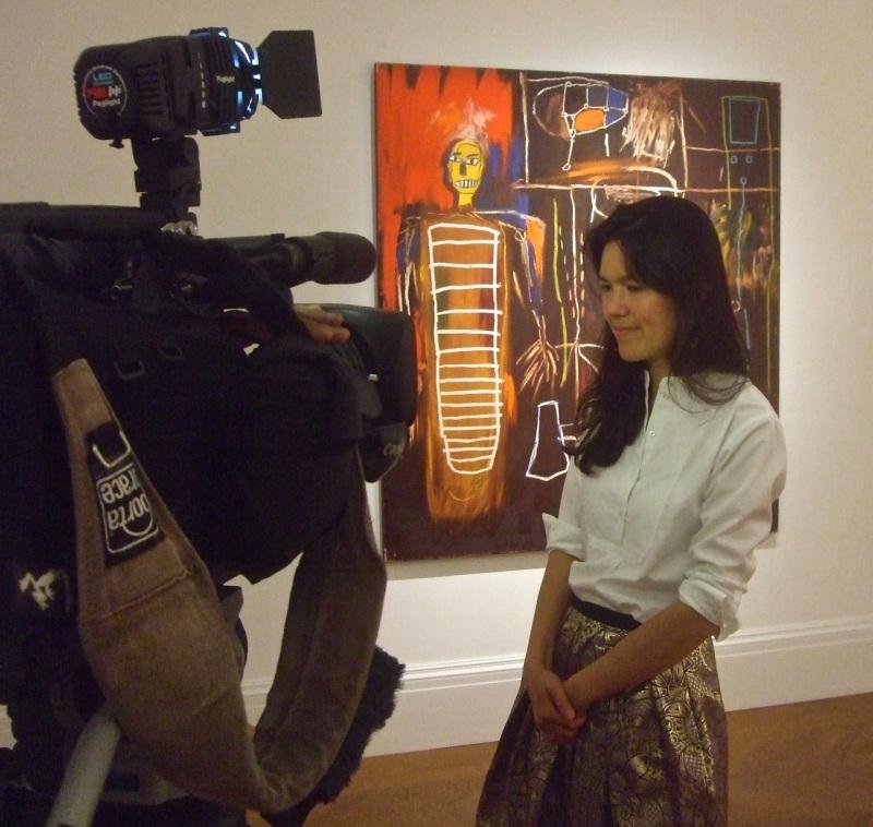 Jean-Michel Basquiat , David Bowie, Sotheby's, auction, art, furniture