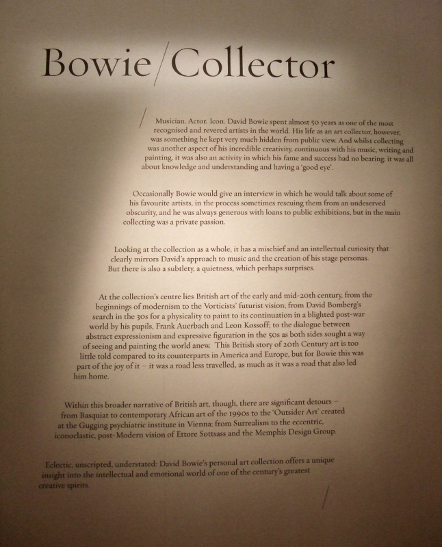 David Bowie, Sotheby's, auction, art, furniture