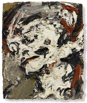 Bowie/Collector, Sothebys, Frank Auerbach