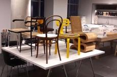 Marcel Breuer, chairs, design, London, Design Museum, Kensington, Frank Gehry ,