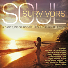 soul music, issue 72, Soul Survivors, compilation, CD, magazine, Fitzroy Facey