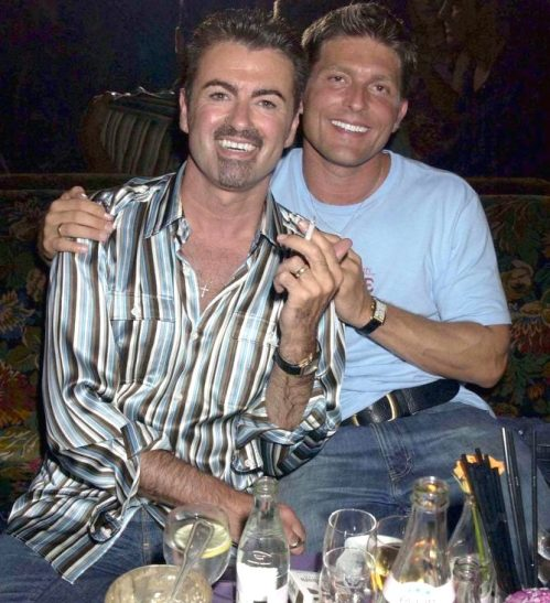 Kenny Goss , George Michael,