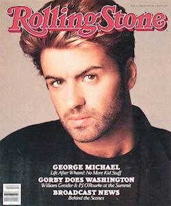 George Michael, tributes, nightclubbing, pop music,