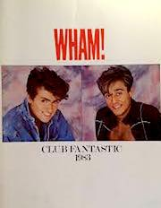 George Michael,tributes, nightclubbing, pop music, fashion Andrew Ridgeley, Wham!