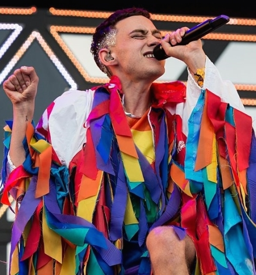 Olly Alexander, pop music,