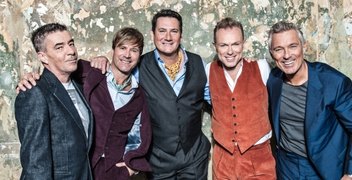 pop music, New Romantics, Blitz Kids, Gary Kemp, Spandau Ballet, Tony Hadley, split, reunion, Steve Norman, John Keeble, Martin Kemp,