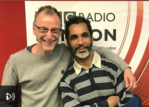 Swinging 80s, Gary Crowley, Andy Polaris,biography, history, London life,pop music,BBC Radio London