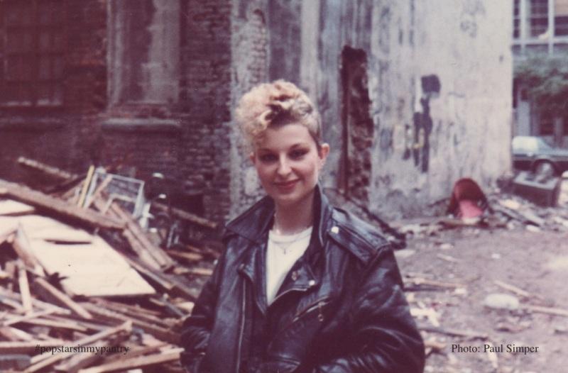 Sade Adu, Pride, posse, NYNY, 1982, Paul Simper