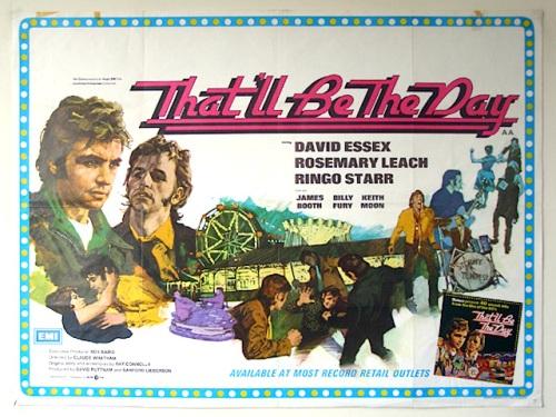 film, Ray Connolly, Swinging Sixties ,Radio 4, drama, That'll Be the Day, David Essex , Ringo Starr