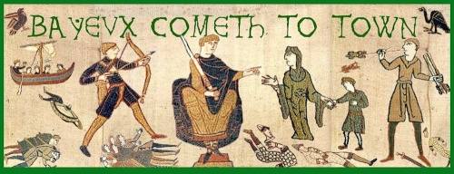 Bayeux Tapestry, Saxons, Normans, exhibition, London,