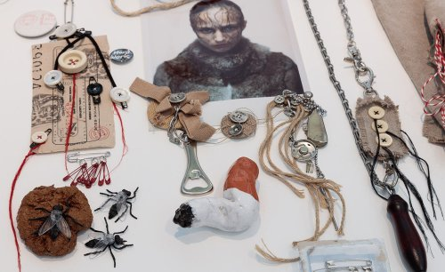 Judy Blame, ICA, exhibition