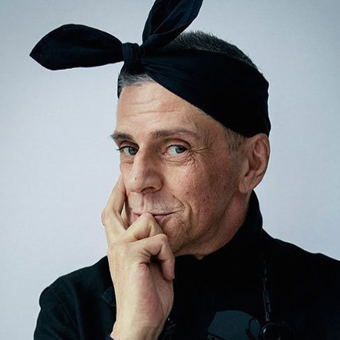 Judy Blame, fashion, stylist