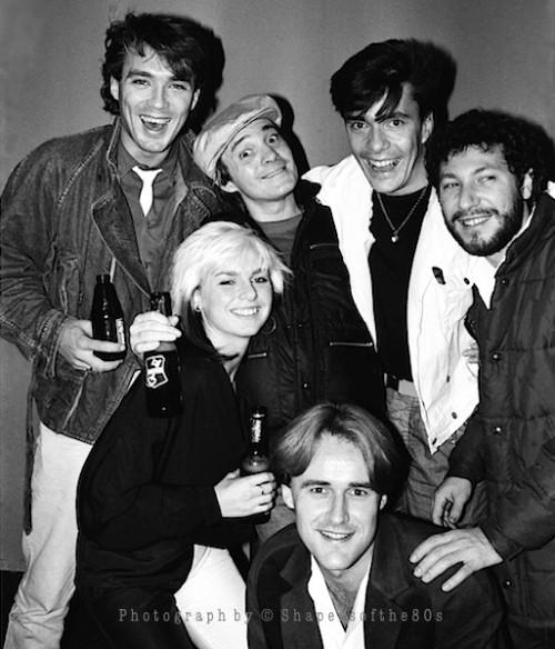 California ,pop music, Steve Marriott , Martin Kemp, John Keeble, Steve Dagger, Sam Brown