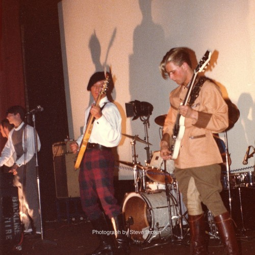 Spandau Ballet, 1980,Scala Cinema, performance,