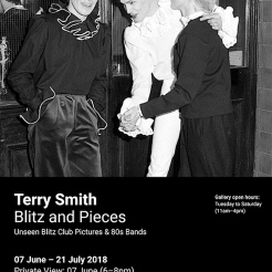 BlitzClub1980, Blitz Kids, New Romantics, London, elektro-diskow, fashion, history, nightlife, photography, exhibition, Swinging 80s, youth culture, Terry Smith, Lucy Bell Fine Art, St Leonards Sussex,