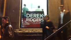 Derek Ridgers Photographs, book, launch, party, pop-up exhibition,