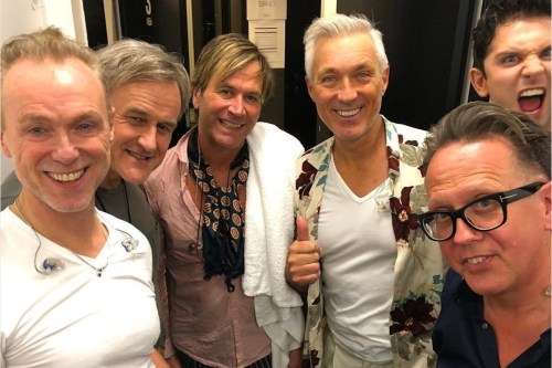 Spandau Ballet, Fabrique Milano, pop music, interviews, tour dates, Steve Dagger