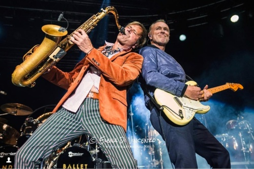 Spandau Ballet, Fabrique Milano, pop music, interviews, tour dates, Steve Norman , Gary Kemp