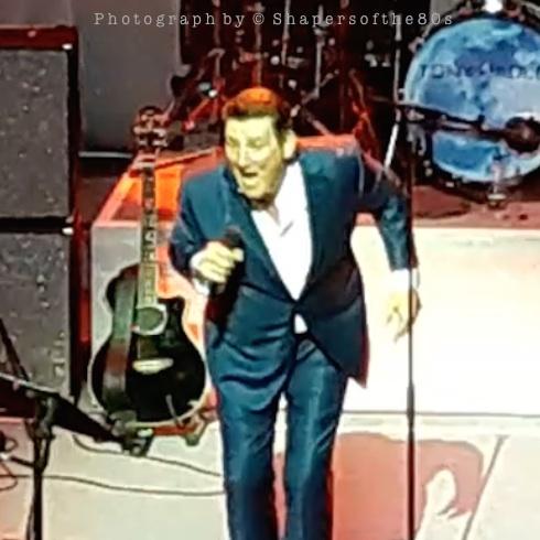 Tony Hadley, pop music, London Palladium, Talking to the Moon, UK tour,
