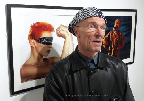 photography, Swinging 80s, pop music, exhibition, Mavericks, Peter Ashworth, Annie Lennox, John Lydon, Corinne Drewery, Blitz Kids,Lever Gallery,