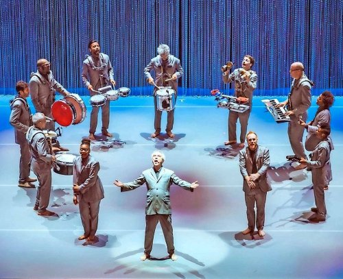 'American Utopia', UK tour, dance, David Byrne, live concert, musicians, Talking Heads, rock music, social commentary