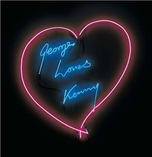 Tracey Emin, Christie's London, auction, art, George Michael,