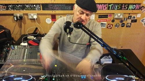 Chris Sullivan, Sullivan's Suits, Soho Radio, interview, DJ,