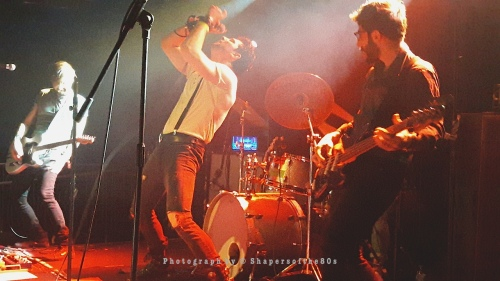 Francesco Lucidi, Emanuele Nazzaro, Fabio Staffieri , Ross William Wild, Dingwalls, Camden Rocks Fest, reviews, Officialmercutio, grunge, Rock music,