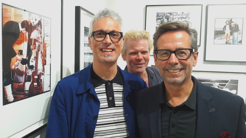 Photography, Nick Heyward ,book launch, exhibition, pop music, Neil Mackenzie Matthews, Jealous Gallery,