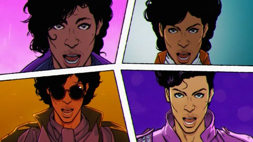 Prince, Holly Rock, Originals, Electric Light Studios, releases, video, vinyl