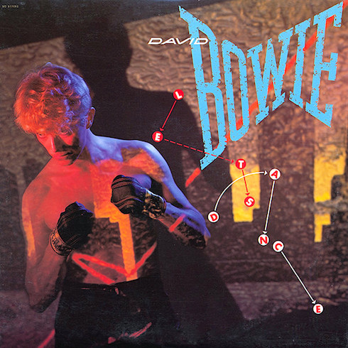 David Bowie, Nile Rodgers, Let's Dance, albums, 1983, soul music,