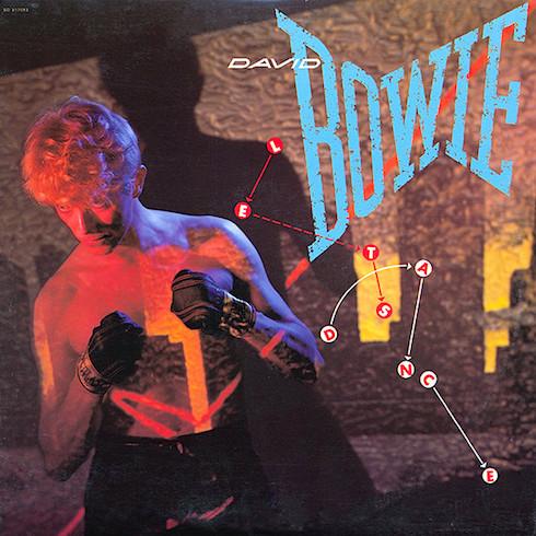David Bowie, Nile Rodgers, Let's Dance, albums, 1983, soul music,