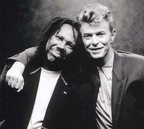 David Bowie, Nile Rodgers, Let's Dance, Meltdown, South Bank Centre, soul music,