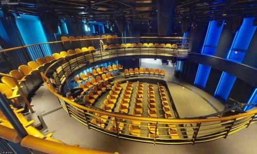 Architecture, theatre, cabaret, live music, comedy, Boulevard Theatre, Soho, Fawn James, Raymond Revuebar,