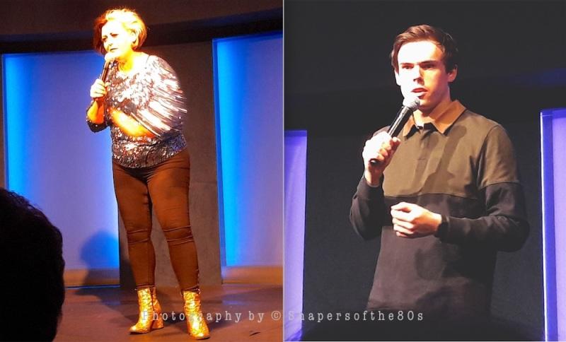 comedy, Boulevard Theatre, Soho, Fawn James, Raymond Revuebar, Kiri Pritchard-McLean, Rhys James,