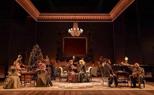 Theatre, reviews, history, 20th century, London, Leopoldstadt, Tom Stoppard, Patrick Marber,