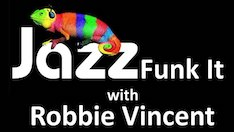 Robbie Vincent, DJ, JazzFM, UK
