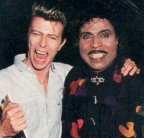 Little Richard, David Bowie,obituaries, rock-n-roll,video,interview