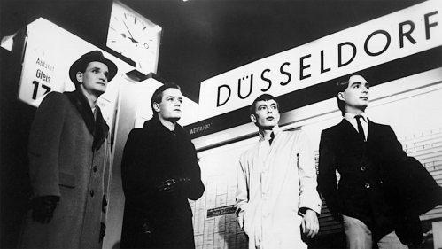 Kraftwerk, Florian Schneider, Ralf Hütter, pop music, 1970s